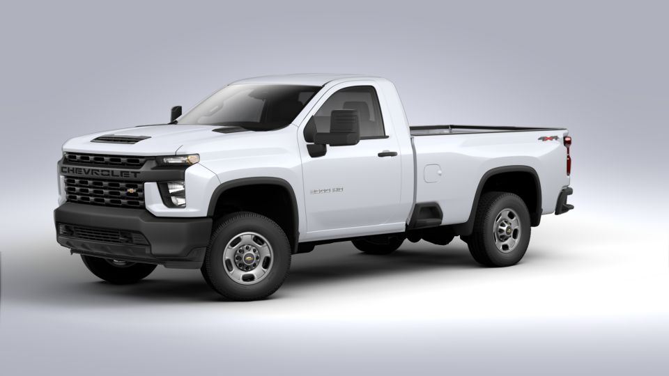 2020 Chevrolet Silverado 2500HD Vehicle Photo in Colorado Springs, CO 80905