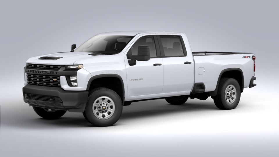 2020 Chevrolet Silverado 3500HD Vehicle Photo in Greenacres, FL 33463