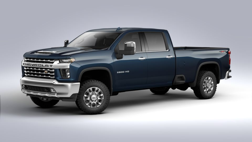 2020 Chevrolet Silverado 3500HD Vehicle Photo in Tulsa, OK 74133