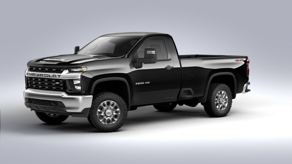 2020 Chevrolet Silverado 3500HD Vehicle Photo in Mount Horeb, WI 53572