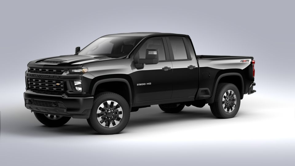2020 Chevrolet Silverado 2500HD Vehicle Photo in Pittsburgh, PA 15226