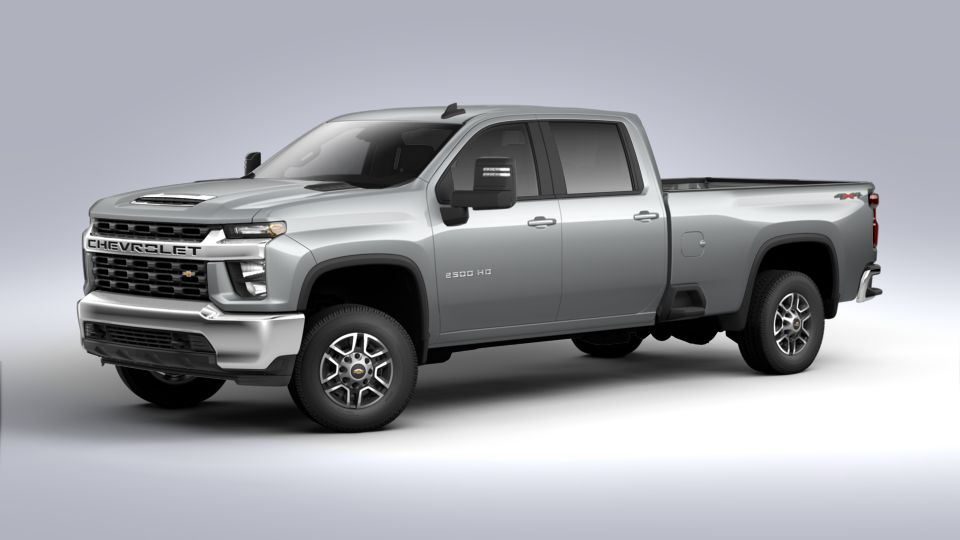 2020 Chevrolet Silverado 2500HD Vehicle Photo in Val-d'Or, QC J9P 0J6