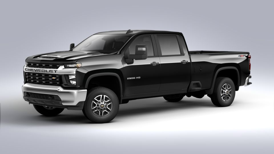 2020 Chevrolet Silverado 2500HD photo du véhicule à Val-d 'Or, QC J9P 0J6