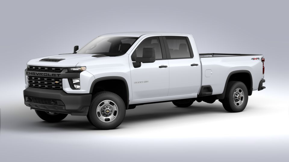 2020 Chevrolet Silverado 2500HD Vehicle Photo in Lewisville, TX 75067