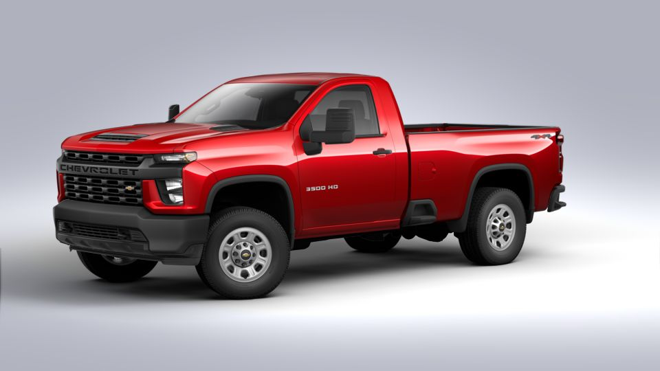 2020 Chevrolet Silverado 3500HD Vehicle Photo in Hudson, MA 01749