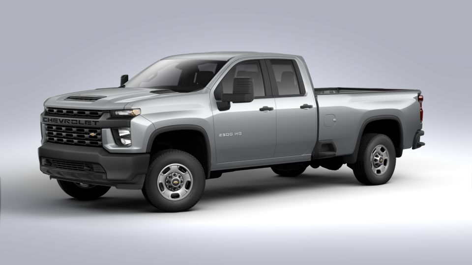 2020 Chevrolet Silverado 2500HD Vehicle Photo in Livingston, NJ 07039