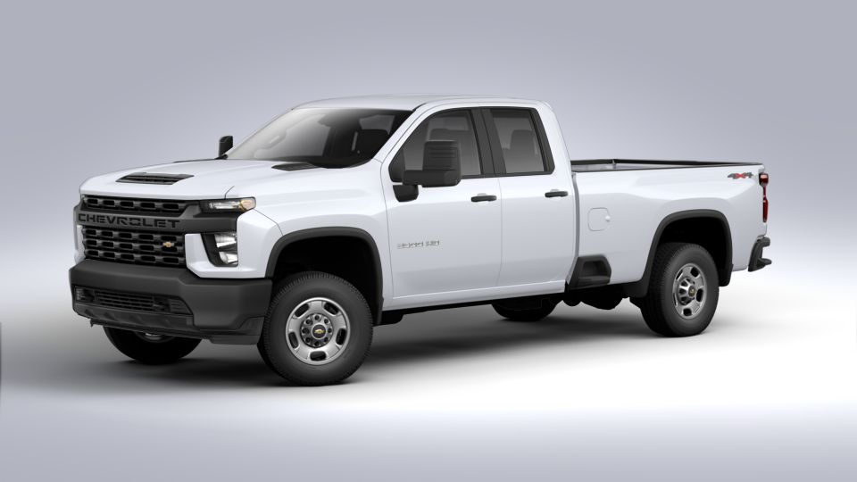 2020 Chevrolet Silverado 2500HD Vehicle Photo in Anchorage, AK 99515
