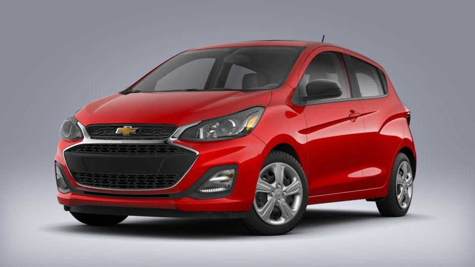 2020 Chevrolet Spark Vehicle Photo in Fairbanks, AK 99701