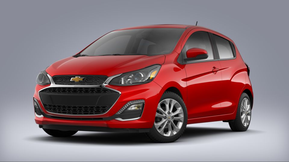 2020 Chevrolet Spark Vehicle Photo in Lubbock, TX 79412