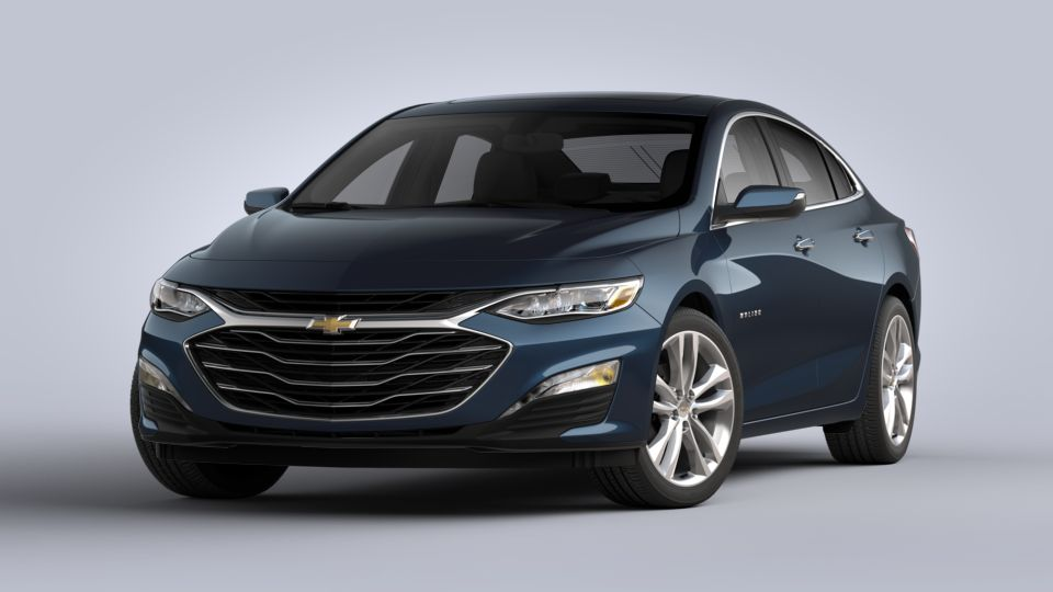 2020 Chevrolet Malibu Vehicle Photo in Emporia, VA 23847