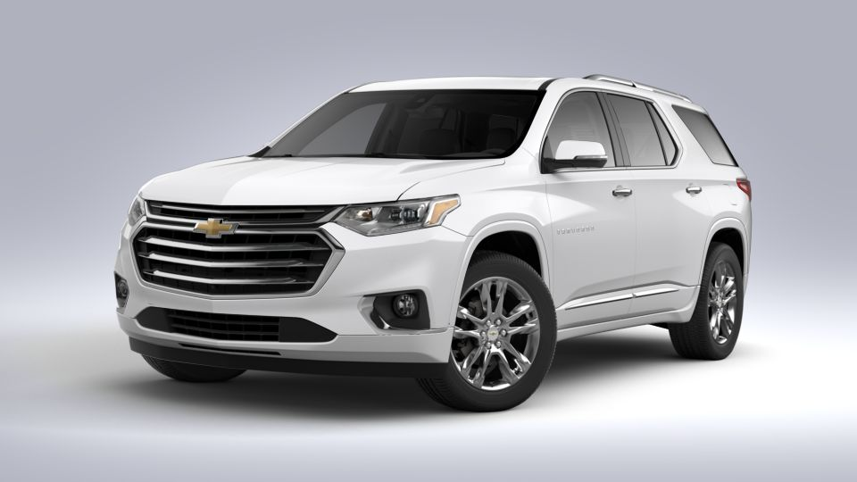 2020 Chevrolet Traverse Vehicle Photo in Vincennes, IN 47591