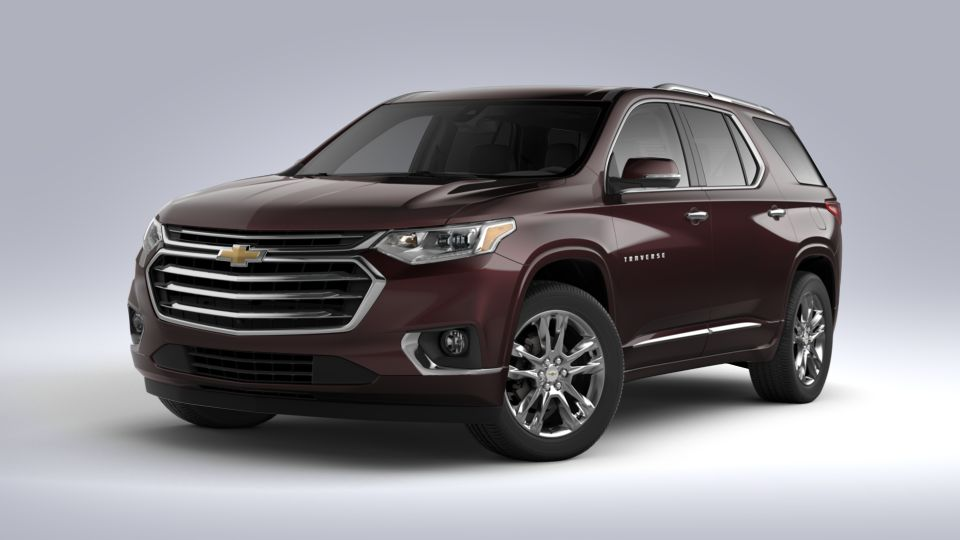 2020 Chevrolet Traverse Vehicle Photo in Emporia, VA 23847
