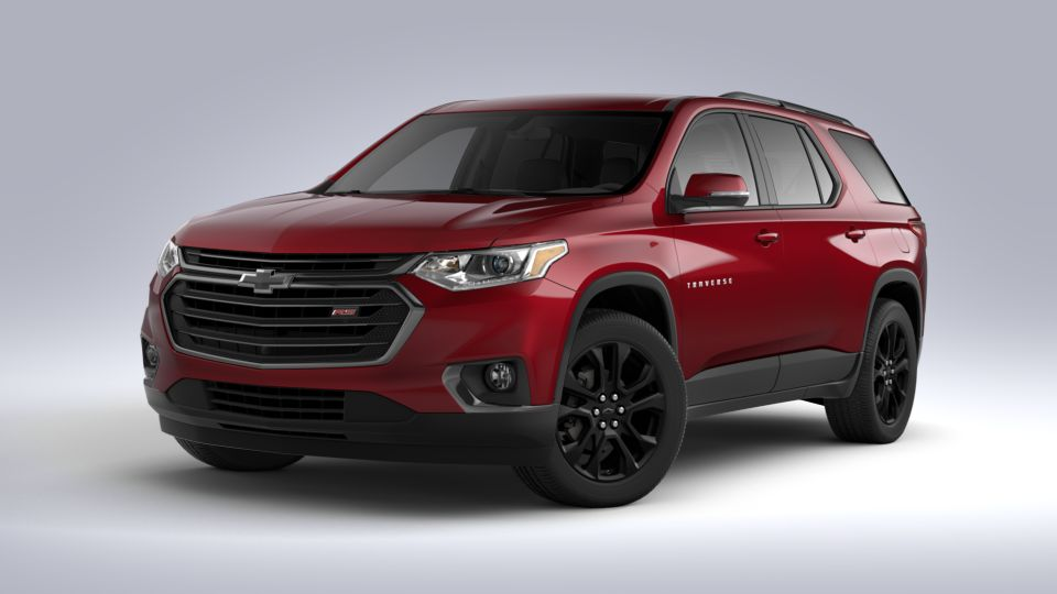 2020 Chevrolet Traverse Vehicle Photo in Novato, CA 94945