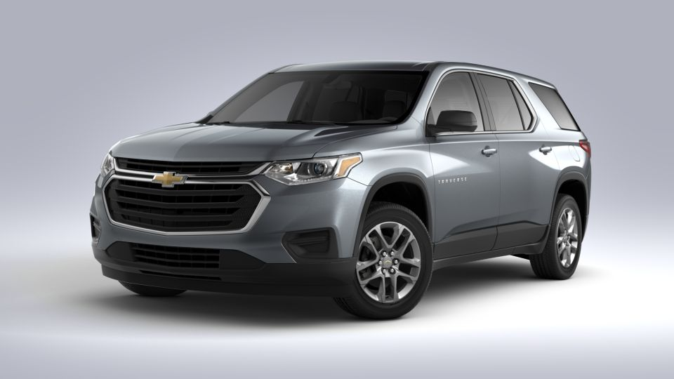 2020 Chevrolet Traverse Vehicle Photo in Wasilla, AK 99654