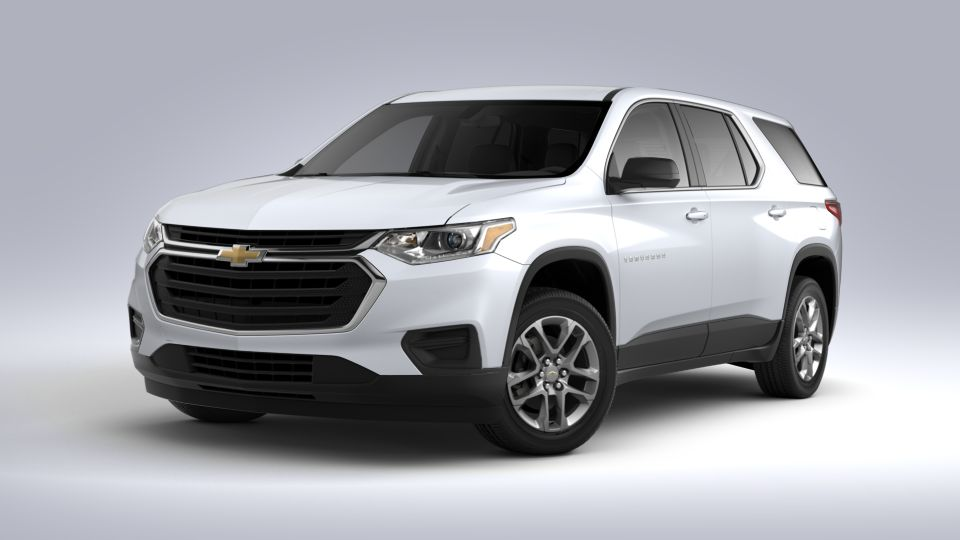 2020 Chevrolet Traverse Vehicle Photo in Puyallup, WA 98371