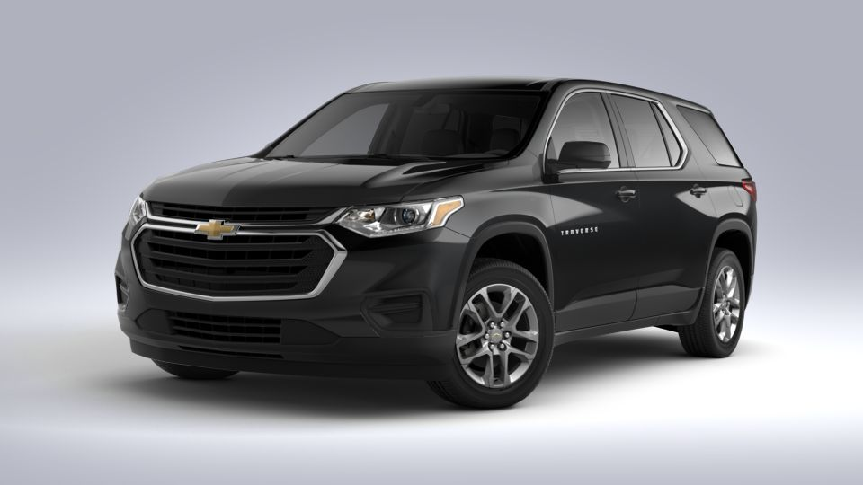 2020 Chevrolet Traverse Vehicle Photo in Rockville, MD 20852