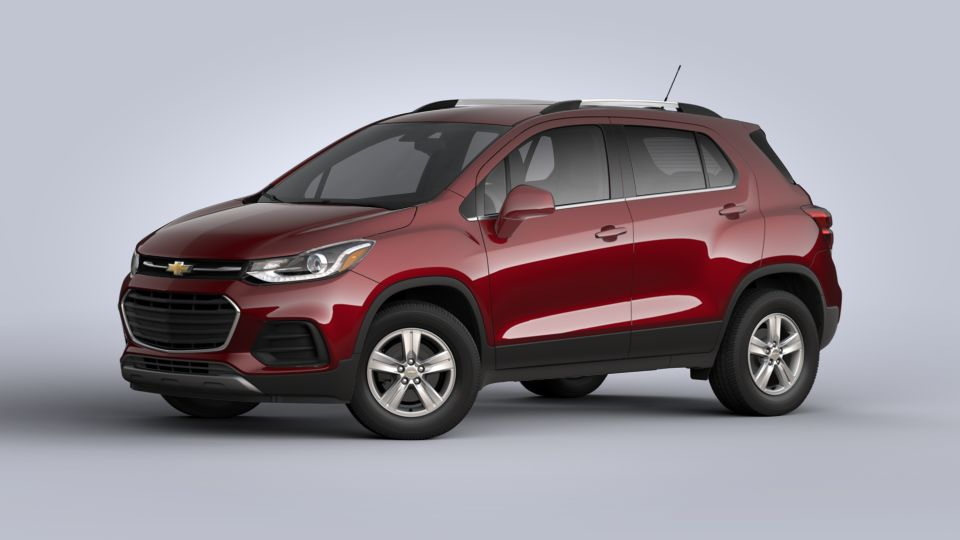 Cajun Red Tintcoat 2020 Chevrolet Trax Awd Lt For Sale In