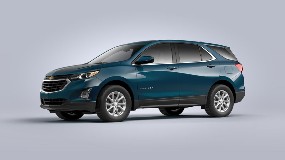 2020 Chevrolet Equinox Vehicle Photo in Lowell, IN 46356