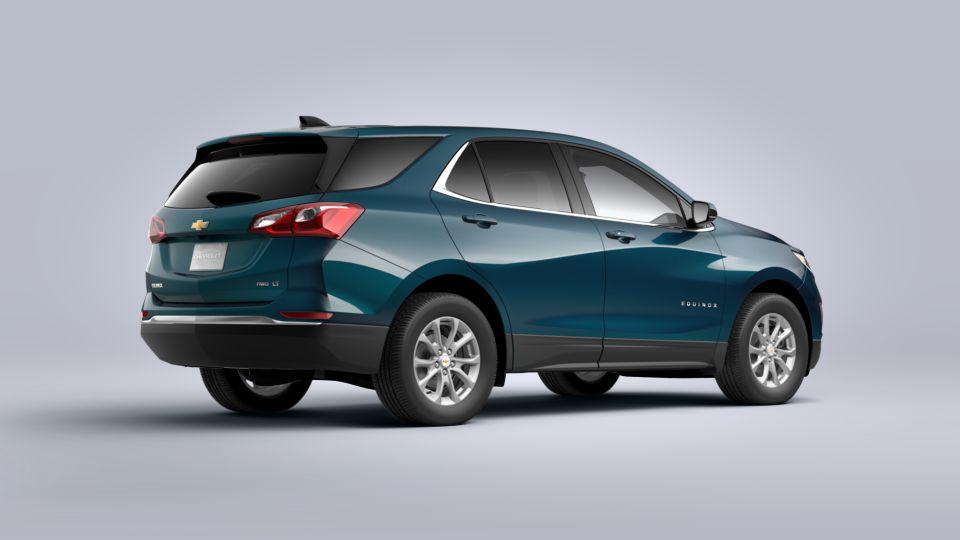 New 2020 Chevrolet Equinox AWD LT Pacific Blue Metallic ...