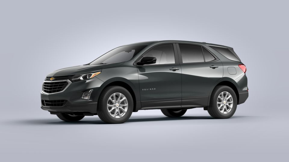 2020 Chevrolet Equinox Vehicle Photo in Chickasha, OK 73018
