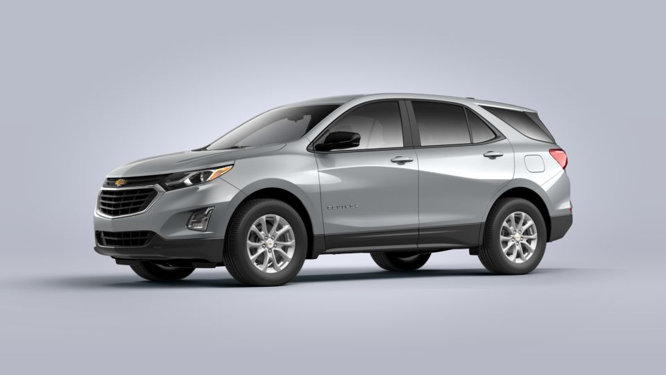 2020 Chevrolet Equinox Vehicle Photo in Novato, CA 94945