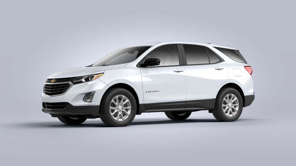 Clay Cooley Chevy >> Dallas Summit White 2020 Chevrolet Equinox New Suv For