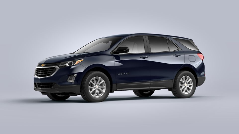 2020 Chevrolet Equinox Vehicle Photo in Winnsboro, SC 29180