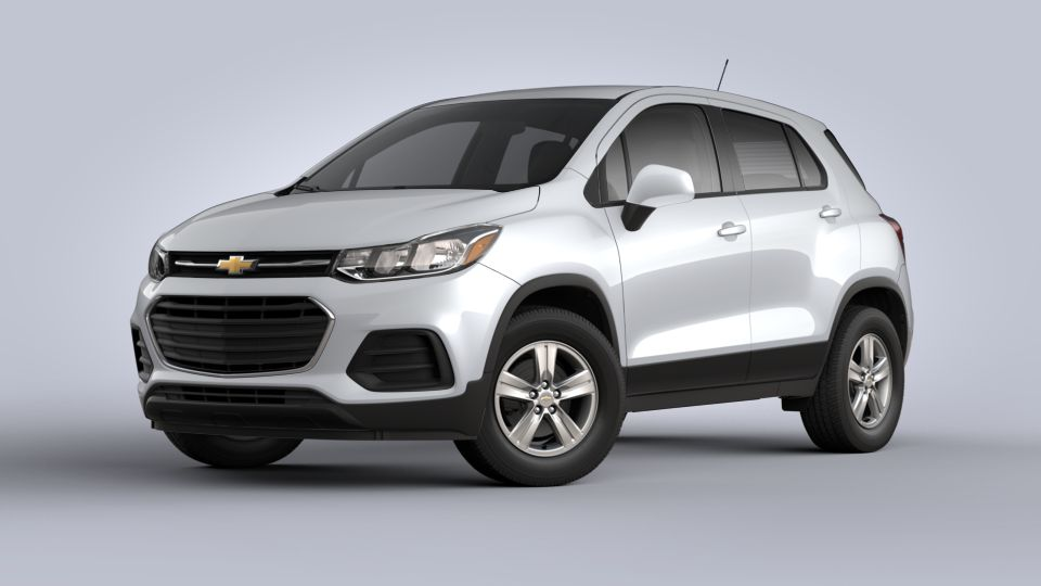 2020 Chevrolet Trax Vehicle Photo in Spokane, WA 99207