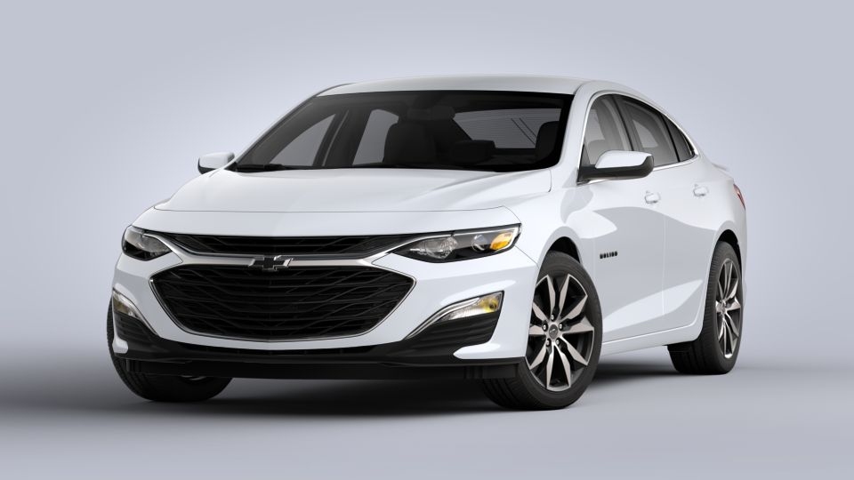 2020 Chevrolet Malibu Vehicle Photo in Clinton, MI 49236