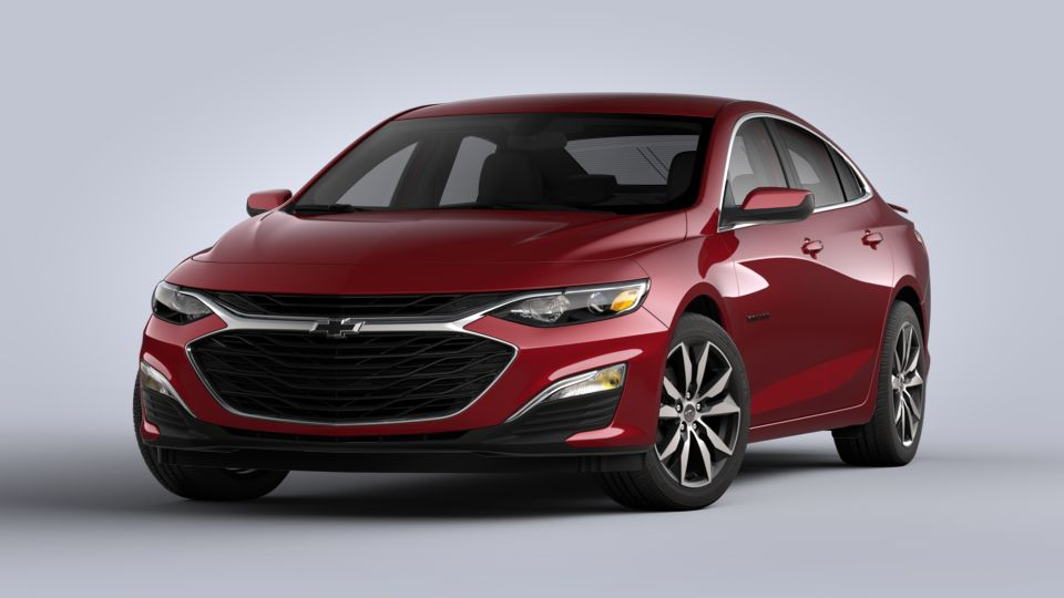 2020 Chevrolet Malibu Vehicle Photo in Joliet, IL 60435