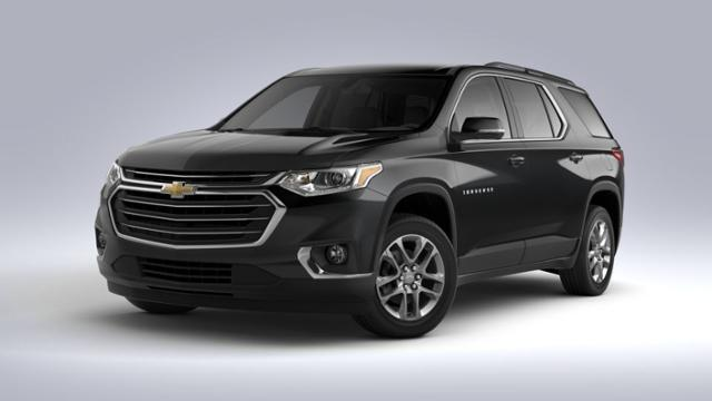 Mosaic Black Metallic 2020 Chevrolet Traverse For Sale At