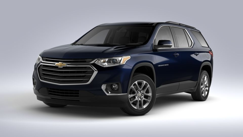 2020 Chevrolet Traverse Vehicle Photo in Freeland, MI 48623