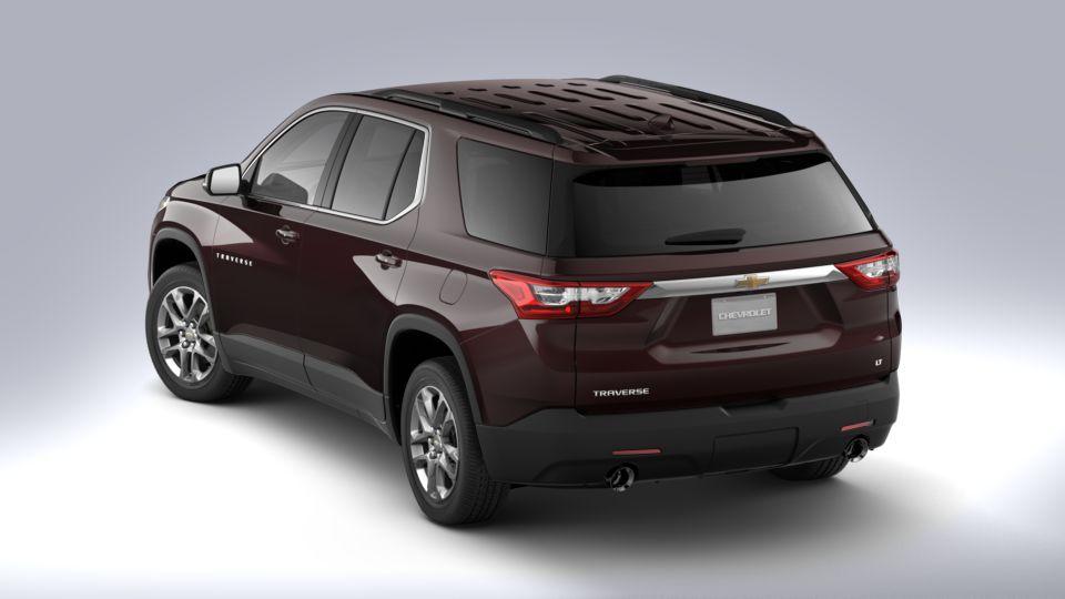 Chevy Dealership San Antonio >> New Black Cherry Metallic 2020 Chevrolet Traverse FWD 1LT ...