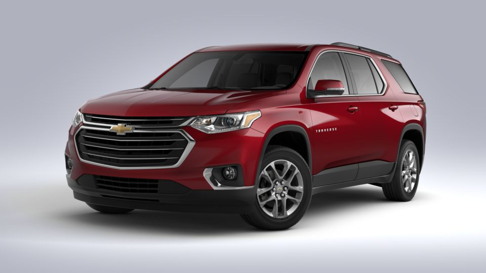 2020 Chevrolet Traverse Vehicle Photo in Oklahoma City, OK 73162