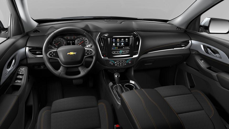 New Graphite Metallic 2020 Chevrolet Traverse FWD 1LT for ...