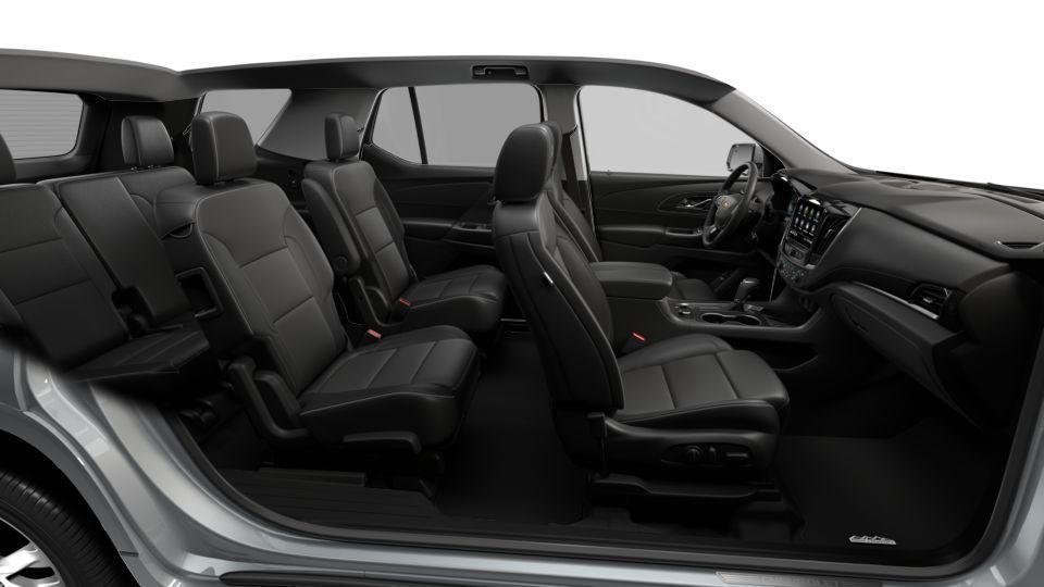 Find a New Satin Steel Metallic 2020 Chevrolet Traverse in ...