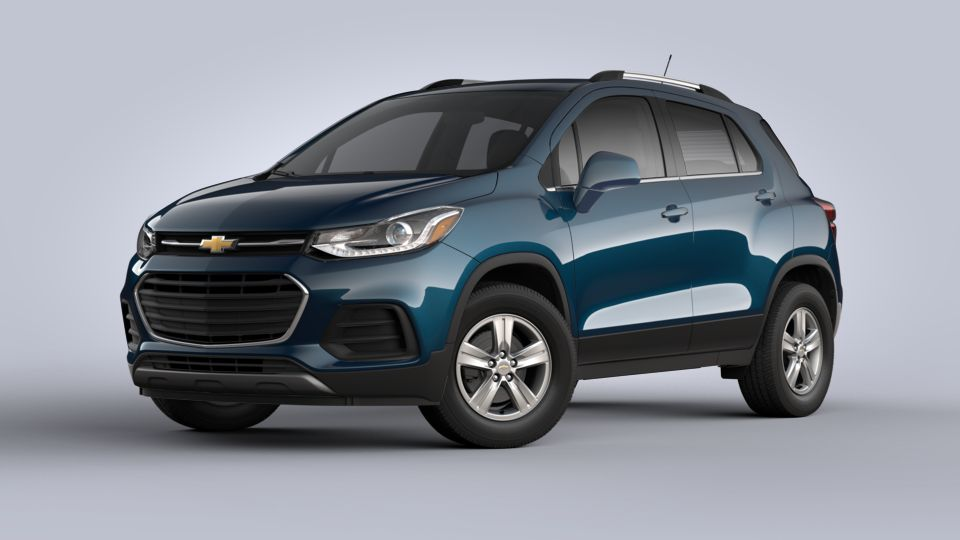2020 Chevrolet Trax Pacific Blue Metallic : New Suv for ...