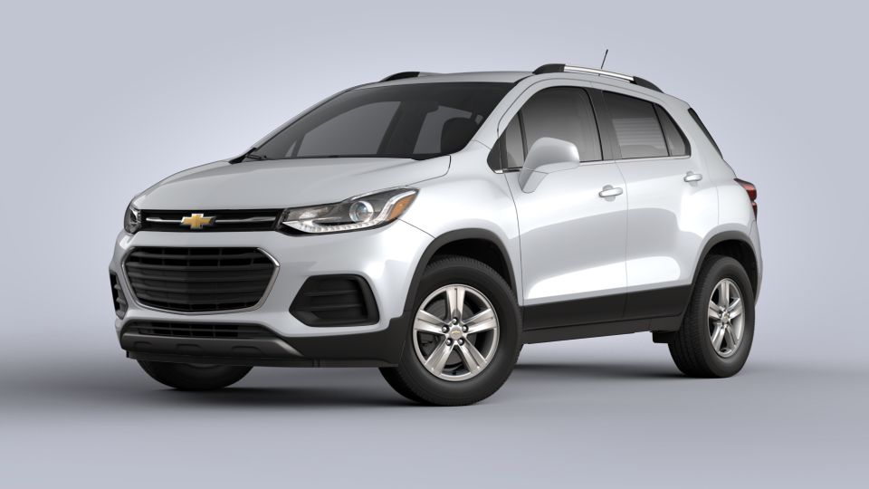 2020 Chevrolet Trax Vehicle Photo in San Leandro, CA 94577