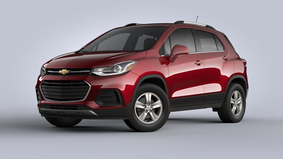 2020 Chevrolet Trax Vehicle Photo in Danville, KY 40422