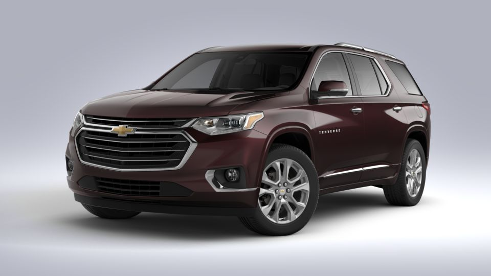 2020 Chevrolet Traverse Vehicle Photo in Winnsboro, SC 29180