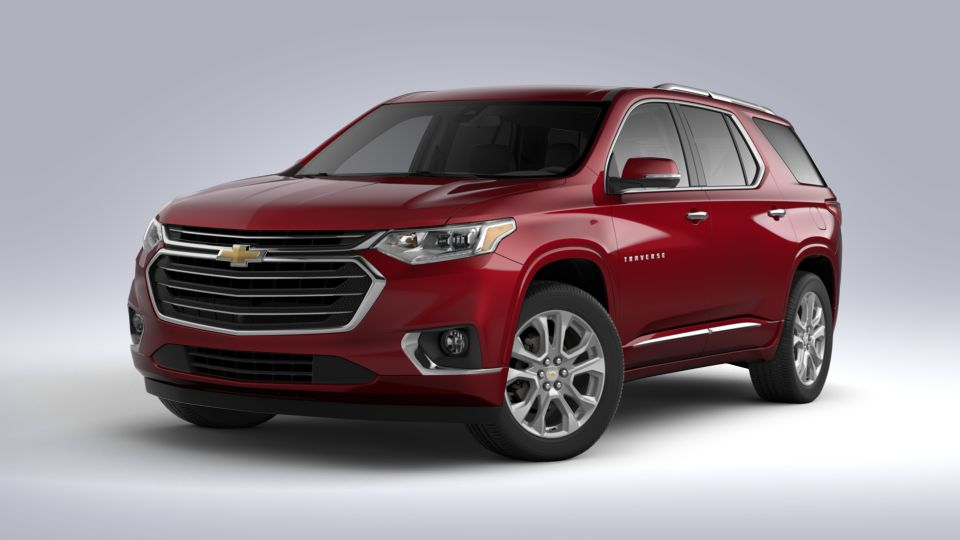 2020 Chevrolet Traverse Vehicle Photo in Greensboro, NC 27405