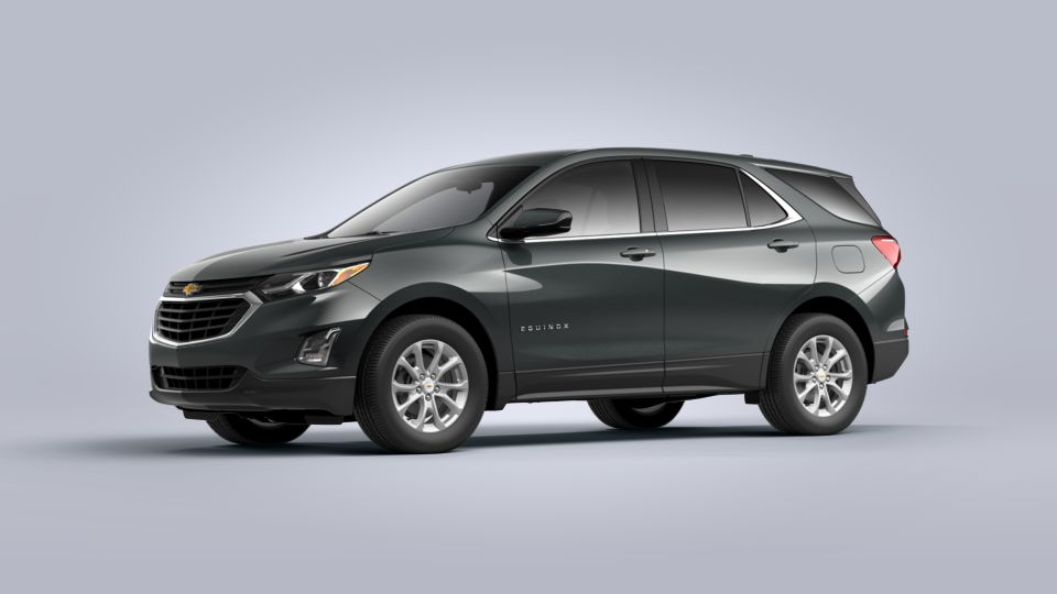 2020 Chevrolet Equinox Vehicle Photo in Mendota, IL 61342