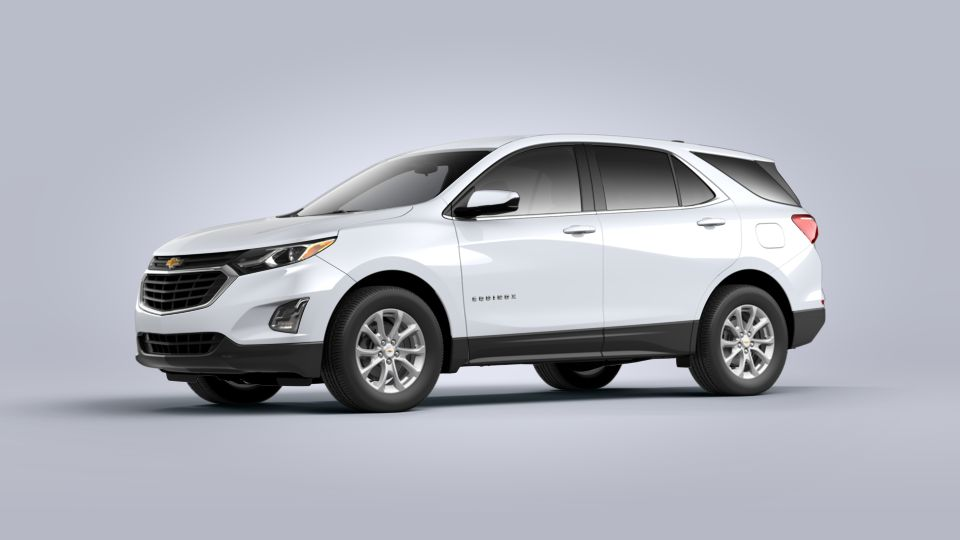 2020 Chevrolet Equinox Vehicle Photo in Manhattan, KS 66502