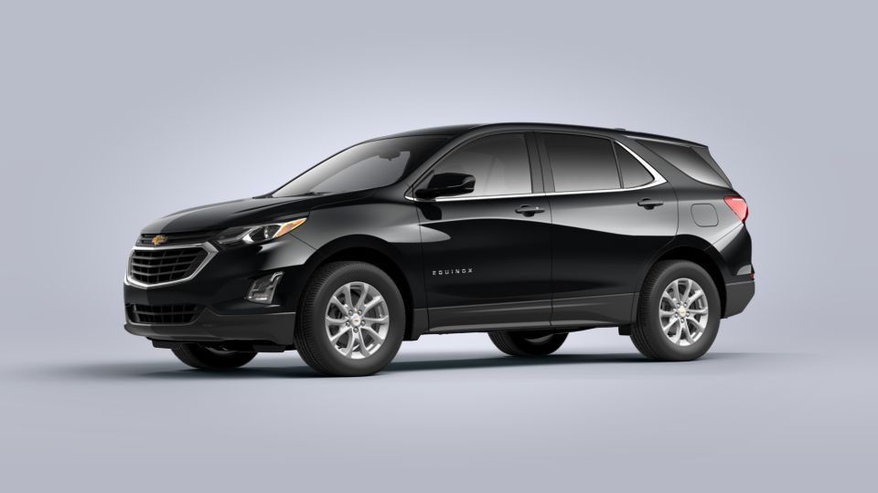 2020 Chevrolet Equinox Vehicle Photo in San Angelo, TX 76903