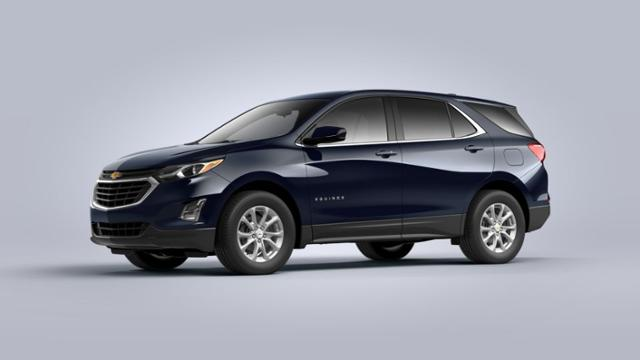 Albuquerque Midnight Blue Metallic 2020 Chevrolet Equinox