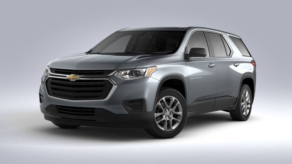 2020 Chevrolet Traverse Vehicle Photo in San Leandro, CA 94577
