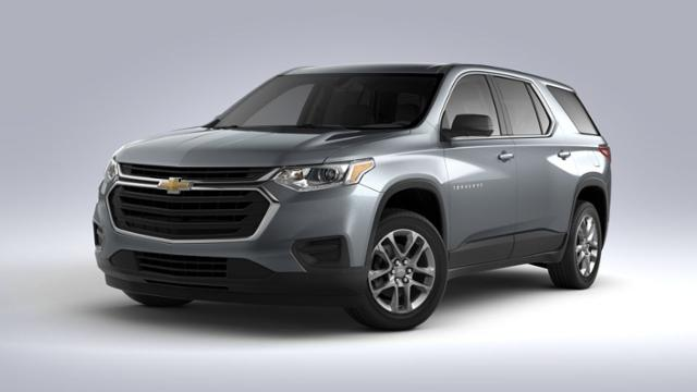 Clarksville New 2020 Chevrolet Traverse For Sale James