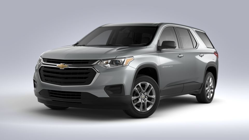 2020 Chevrolet Traverse Vehicle Photo in San Angelo, TX 76903