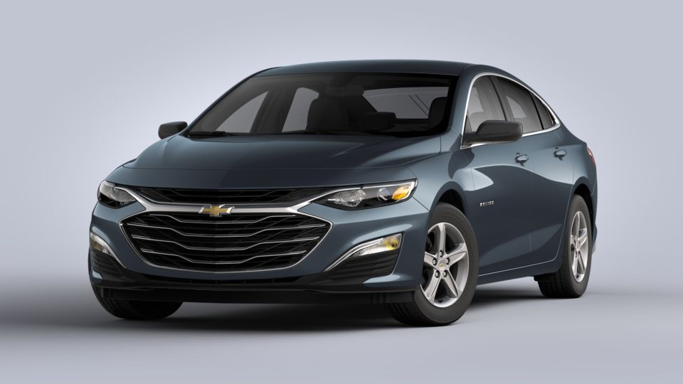 2020 Chevrolet Malibu Vehicle Photo in San Leandro, CA 94577