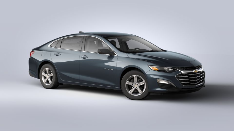 New 2020 Chevrolet Malibu LS in Shadow Gray Metallic for ...